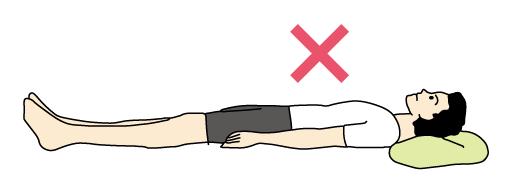 腰痛 寝る姿勢
