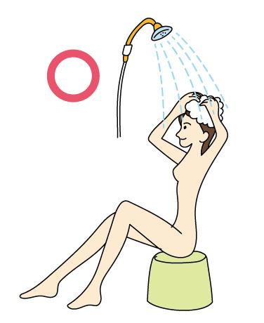 腰痛克服_入浴