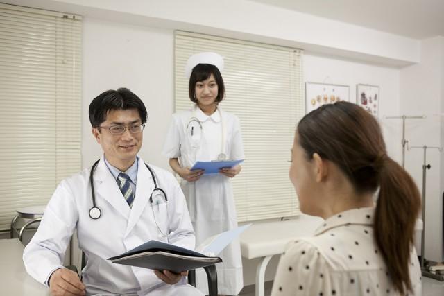 腰痛克服 医者と患者