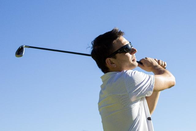 腰痛克服 ゴルフ