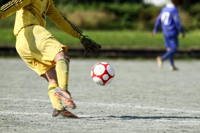 腰痛克服 サッカー