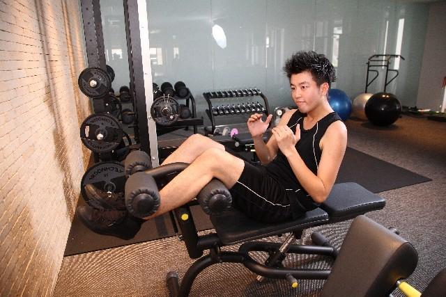 腰痛克服 腹筋運動