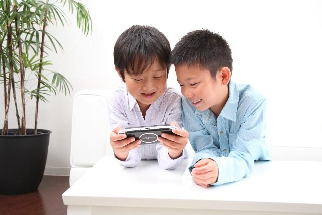 腰痛克服 子供のゲーム