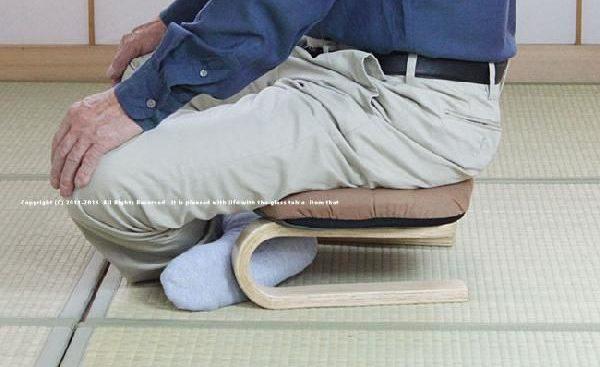 正座椅子 ST-053